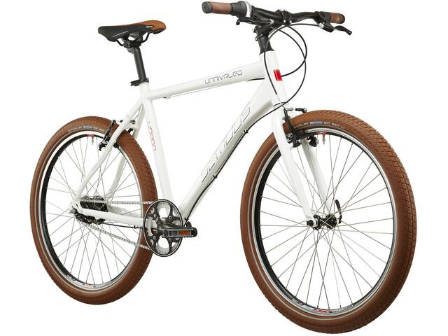 Serious Unrivaled 8 Citybike hvid | City-cykler